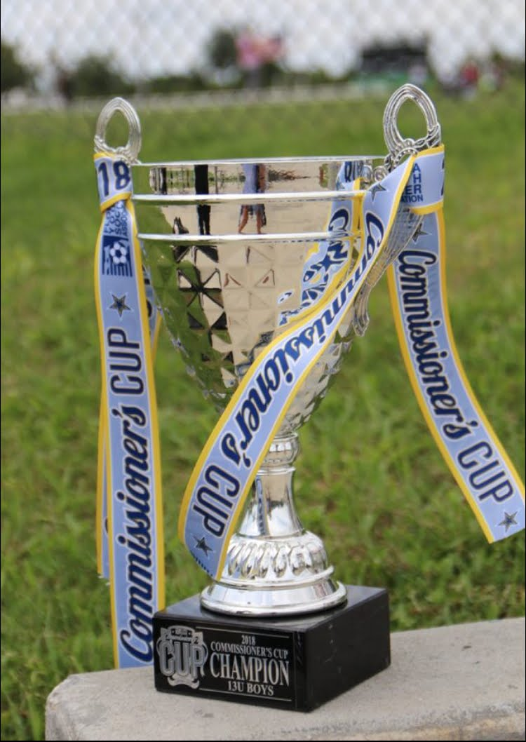 Commissioners Cup Trophy